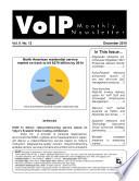 VoIP Monthly Newletter December 2010