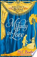 Milady in Love Book