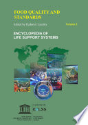 Food Quality And Standards   Volume I Book