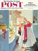 The Saturday Evening Post Magazine Covers from 1946 to 1962