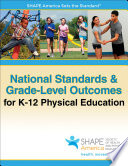 National Standards   Grade Level Outcomes for K 12 Physical Education