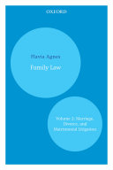 Family Law Pdf/ePub eBook