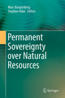 Permanent Sovereignty over Natural Resources [Pdf/ePub] eBook