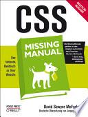 CSS  : missing manual ; [das fehlende Handbuch zu Ihrer Website]