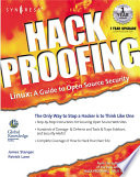 Hack Proofing Linux Book