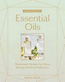 Whole Beauty  Essential Oils