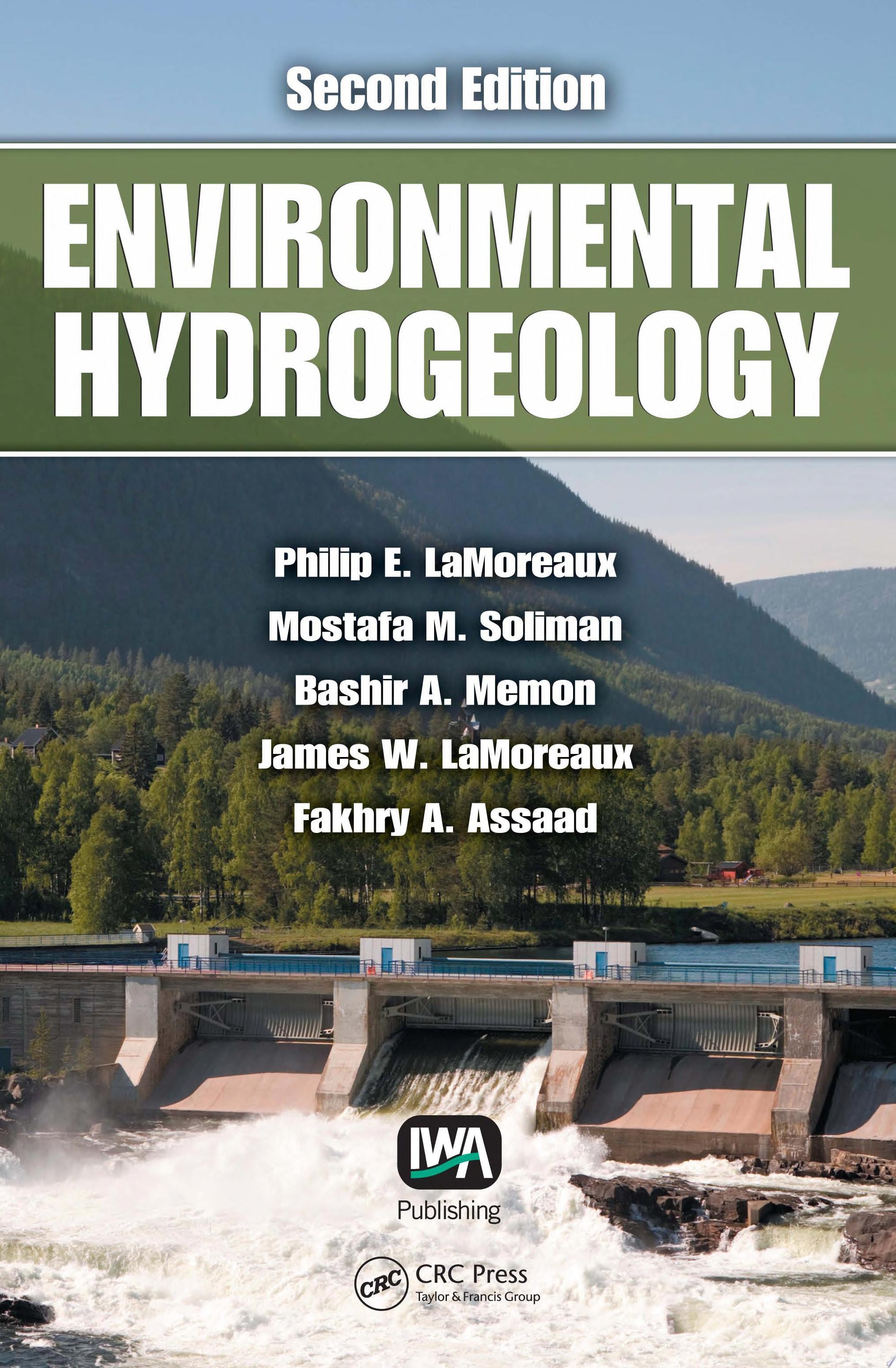 Environmental Hydrogeology  Second Edition