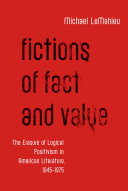 Fictions of Fact and Value Book