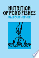 Nutrition of Pond Fishes