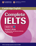 Complete IELTS Bands 5-6.5 Teacher's Book