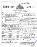 The Pendleton Exhibition Gazette  No  1 17 Book
