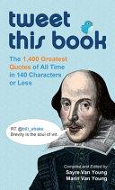 Tweet This Book