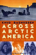 Across Arctic America