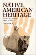 Native American Heritage Book