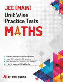 JEE Main 2020 Maths   Unit wise Practice Test Papers