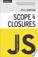 Scope and Closures