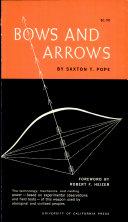 Bows and Arrows ebook