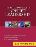 The Art and Science of Applied Leadership Pdf/ePub eBook