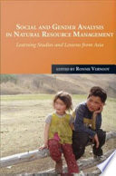Social and Gender Analysis in Natural Resource Management