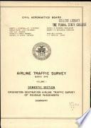 Airline Traffic Survey