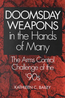 Doomsday Weapons in the Hands of Many