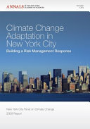 Climate Change Adaptation in New York City Book