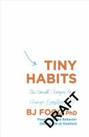 Tiny Habits Book PDF