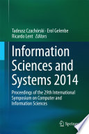Information Sciences and Systems 2014 Book