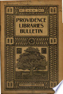 Co  perative Bulletin of the Providence Libraries