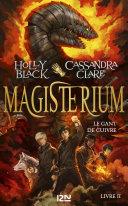 Magisterium - tome 2 : Le gant de cuivre Book
