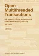 Open Multithreaded Transactions