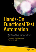 Hands On Functional Test Automation