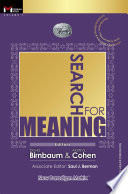 Search for Meaning Book