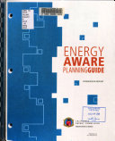 Energy Aware Planning Guide