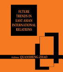 Future Trends in East Asian International Relations Pdf/ePub eBook