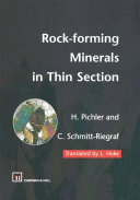 Rock-forming Minerals in Thin Section