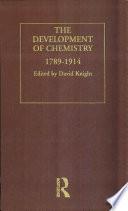The Development Of Chemistry 1789 1914 Studies In Spectrum Analysis