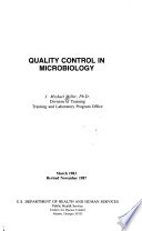 Quality Control in Microbiology