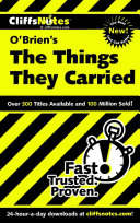 CliffsNotes on O'Brien's The Things They Carried Pdf/ePub eBook
