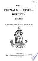 Saint Thomas s Hospital Reports