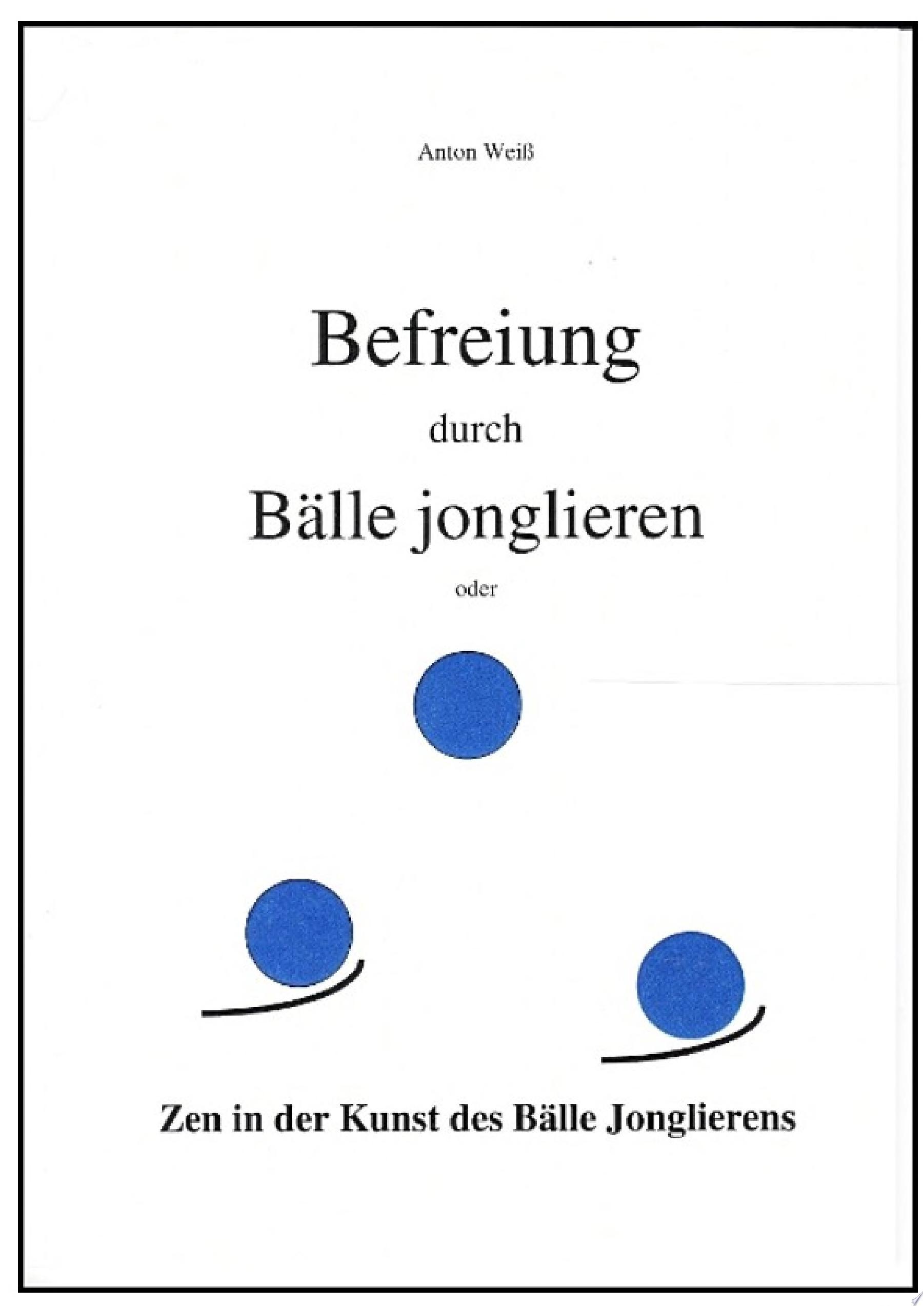 Befreiung durch B  lle jonglieren