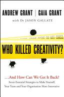 Who Killed Creativity?