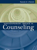 Contemporary Issues In Counseling Book