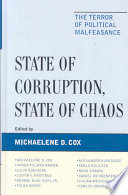 State of Corruption  State of Chaos