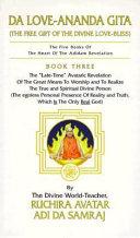 Da Love Ananda Gita