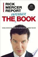 Rick Mercer Report  The Paperback Book