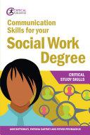 Communication Skills for your Social Work Degree