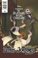 Disney Manga: The Nightmare Before Christmas — Zero's Journey Issue #00 (official full-color comic book, original story, single chapter)