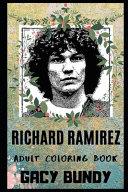Pdf Richard Ramirez Adult Coloring Book