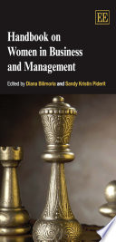 Handbook on Women in Business and Management Book